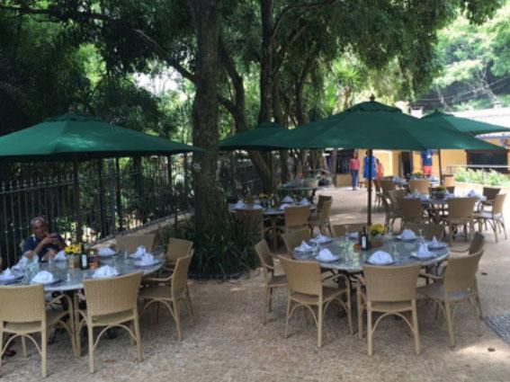 Restaurante Vila Paraíso abre nova área para eventos familiares e corporativos